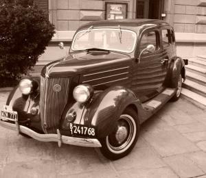 volterra motor vintage