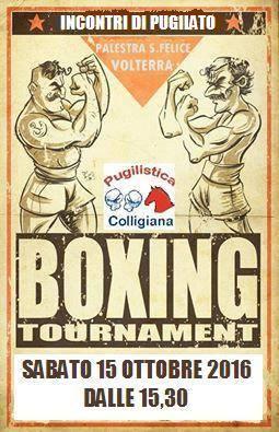 boxing volterra