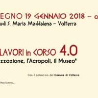 Volterra: lavori in corso 4.0